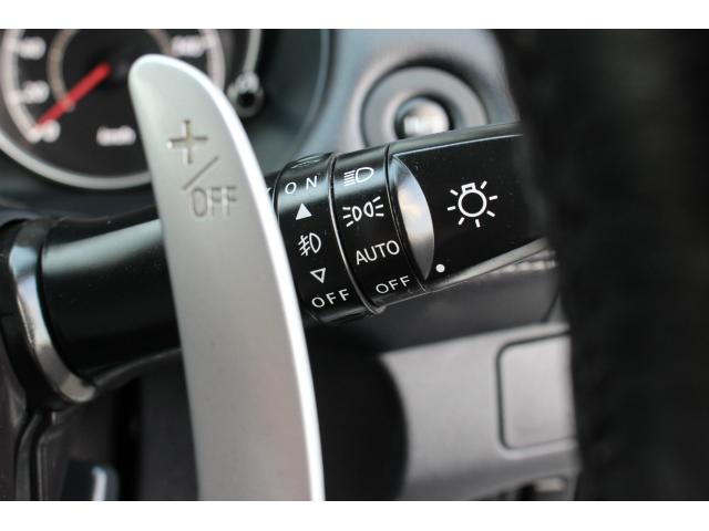 ローデスト24Gサンルーフ HDDナビ 4WD パドルシフト(15枚目)