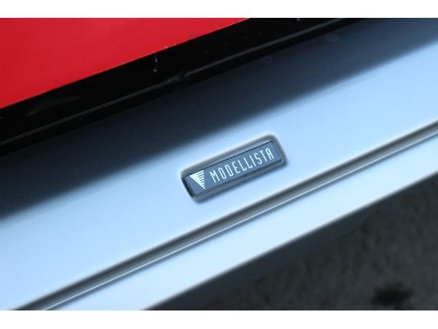 ハイブリッドX 4WD モデリスタエアロ 9インチ純正SDナビ フルセグ バックモニター セーフティセンス クリアランスソナー LEDヘッドライト レーダークルーズ ビルトインETC スマートキー&プッシュスタート(23枚目)