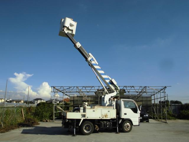 高所作業車 S-MAC TS100 9.9m FRPバケット(4枚目)