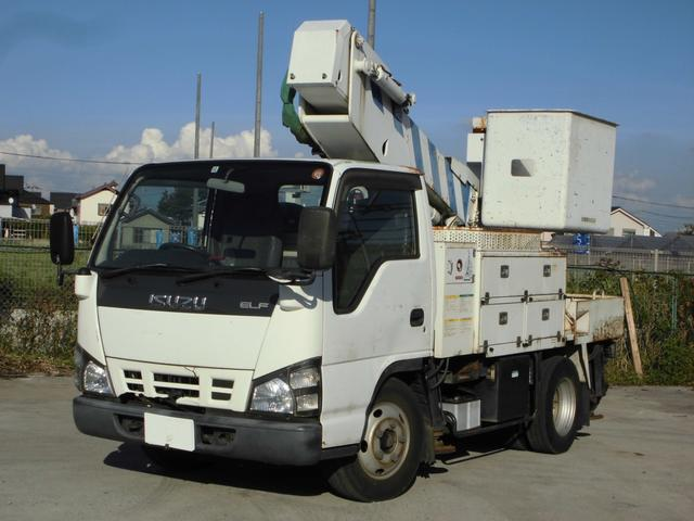 高所作業車 S-MAC TS100 9.9m FRPバケット(8枚目)