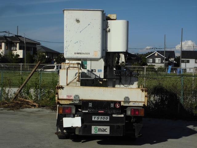 高所作業車 S-MAC TS100 9.9m FRPバケット(9枚目)