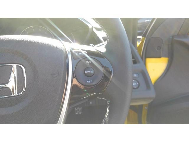 クルーズコントロール【自動定速走行装置】が付いていますので高速道路の巡航時にはとても楽チンです♪燃費の向上にも一役かってくれます!