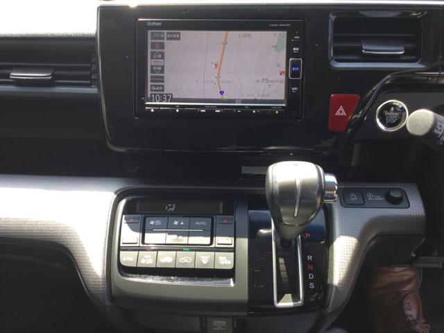 スパーダ ホンダセンシング 車線逸脱 横滑り防止装置 ナビTV ドラレコ オートエアコン Bカメ Bluetooth 1オーナー 禁煙 LEDライト キーレス ETC フルセグ メモリーナビ スマートキー 3列シート DVD(15枚目)