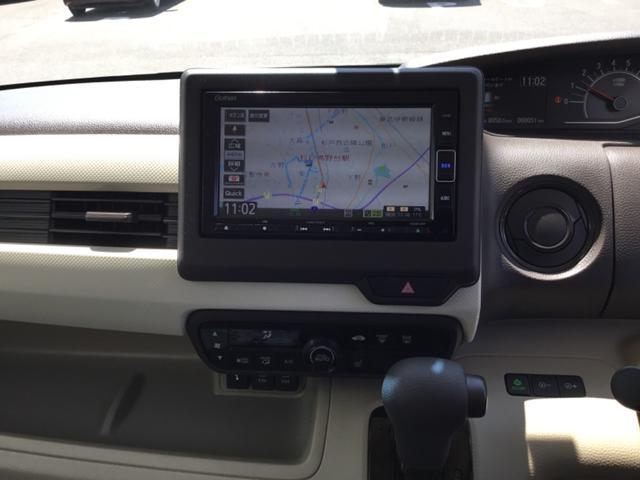 G・スロープLホンダセンシング 福祉車両 ETC Rカメラ ドラレコ ナビTV LED スロープ 両側パワードア 禁煙 衝突軽減ブレーキ付き フルセグ(17枚目)