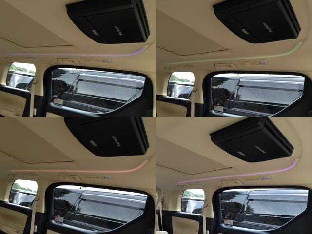 トヨタ ヴェルファイア 2.5X アルパイン・ツインモニターサンルーフ両電動ドア新車