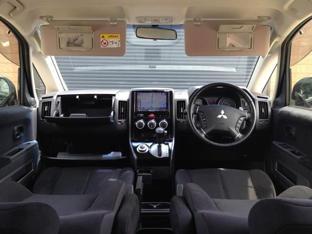 三菱 デリカD:5 Gパワーパッケージ4WDアルパインWモニタ両電動D東京1オナ