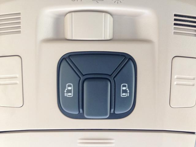 トヨタ アルファード 240X 純正8インチナビTVフリップダウンモニター両電動D
