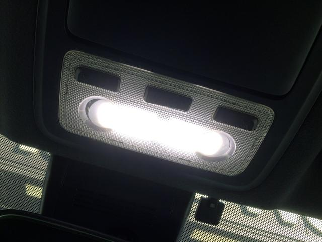 室内灯はLED仕様となっております!