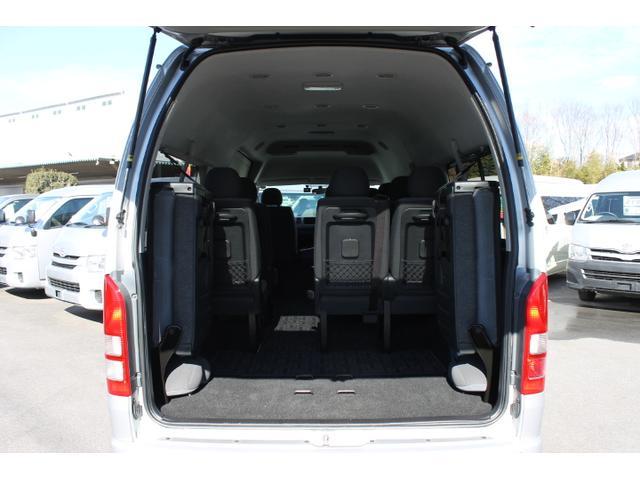トヨタ ハイエースコミューター 2.7GLパワースライドドア 4WD 寒冷地仕様 14人乗り