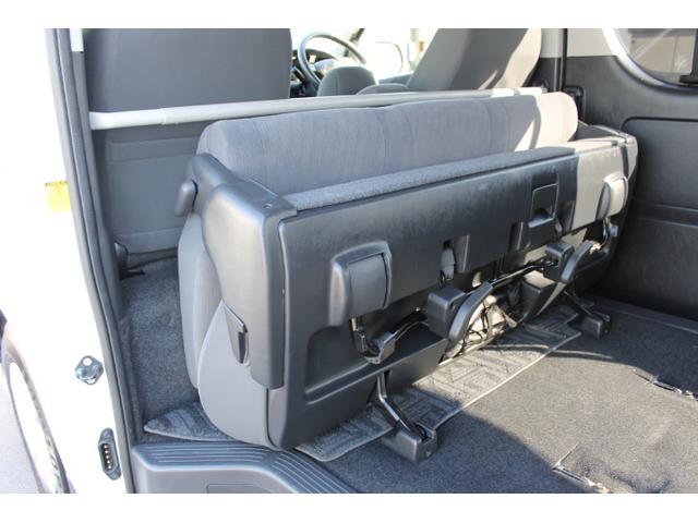 トヨタ レジアスエースバン 2.7スーパーGLワイド HID 社外ナビTV バックカメラ