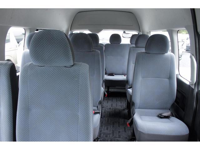トヨタ ハイエースコミューター 2.7GLパワースライドドア 4WD 寒冷地仕様 15人乗り