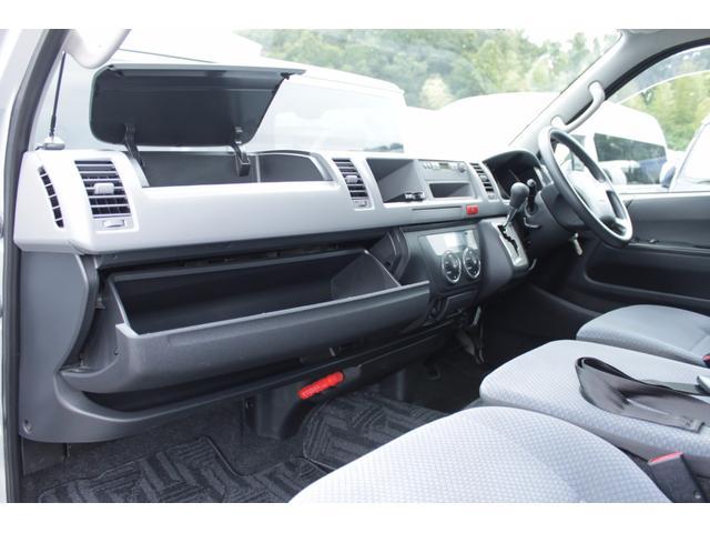 トヨタ ハイエースコミューター 2.7GL 4WD 電動スライドドア 純正HID 15人乗り