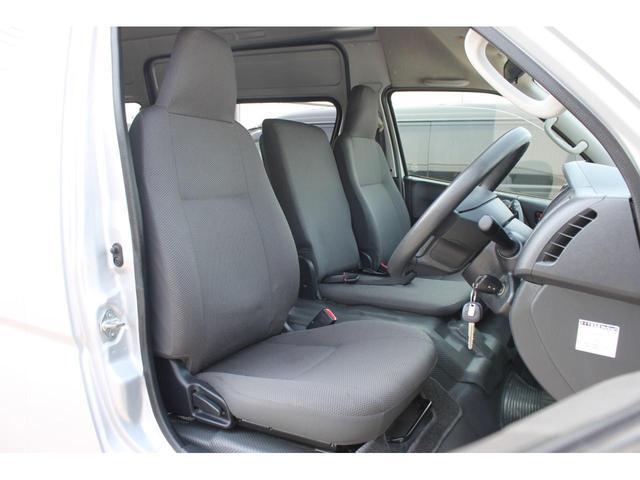 トヨタ レジアスエースバン 2.7スーパーロングワイドDX GLパッケージ 純正ナビTV