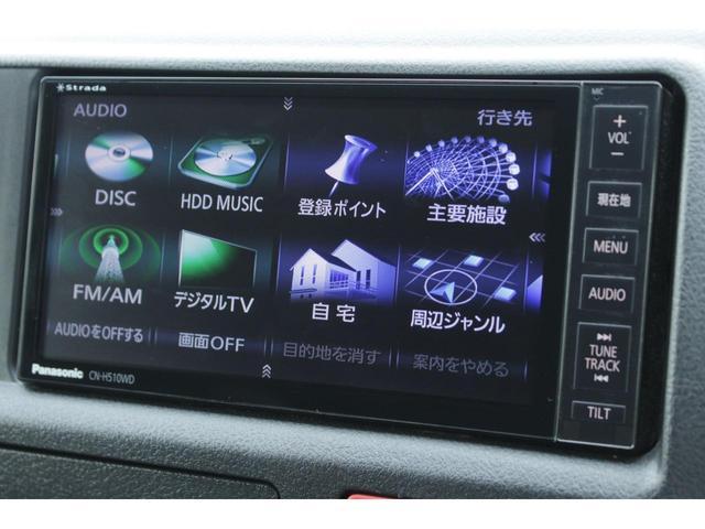 スーパーロングワイドDX GLパック 社外HDDナビ ETC(7枚目)