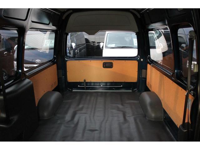 トヨタ ハイエースバン 2.7DXスーパーロングワイド GLパッケージ Wエアコン付