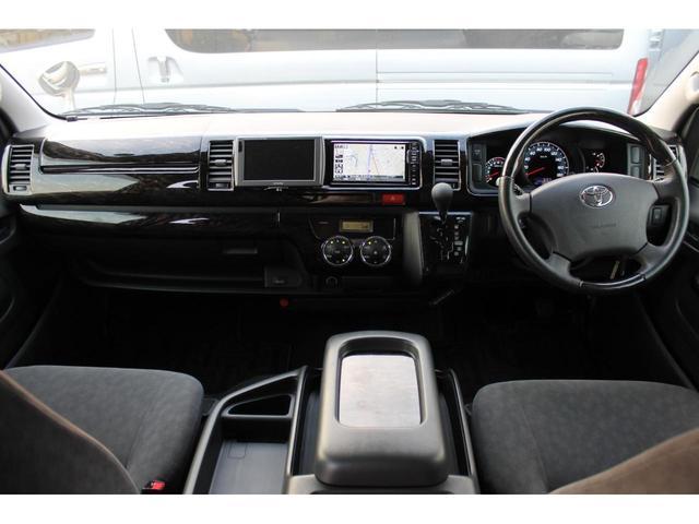 グランドキャビン 4WD パワースライドドア 社外ナビTV(5枚目)