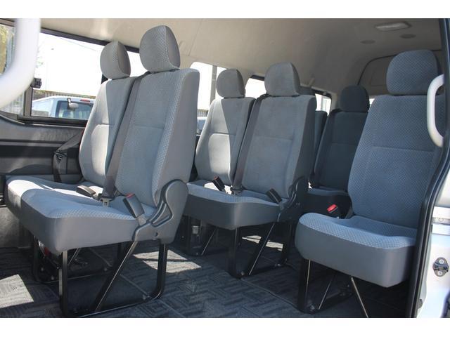 トヨタ ハイエースコミューター 3.0GL パワースライドドア ディーゼルターボ 14人乗り
