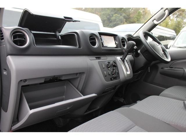 日産 NV350キャラバンバン 2.0DXロング 自動ブレーキ 純正ナビTV バックカメラ