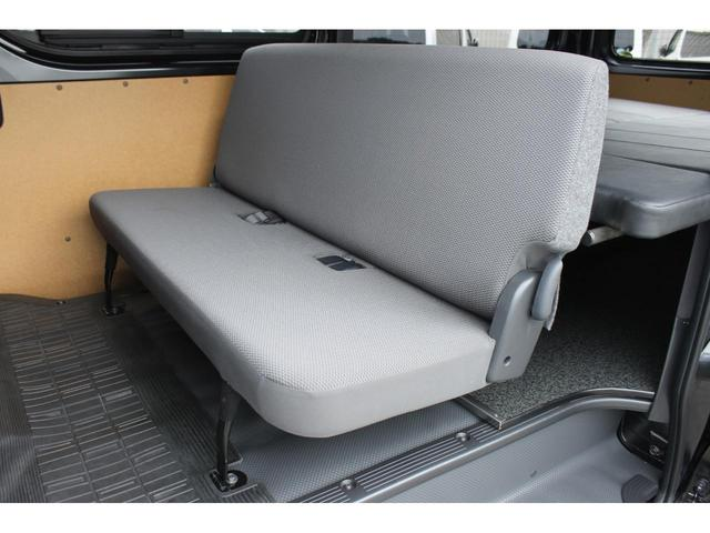3.0DXロング GLパッケージ4WD ハイルーフ ベッド付(13枚目)