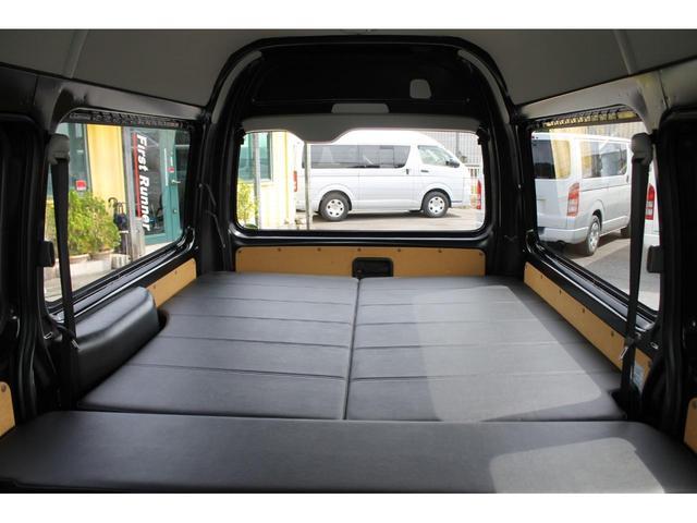 3.0DXロング GLパッケージ4WD ハイルーフ ベッド付(15枚目)