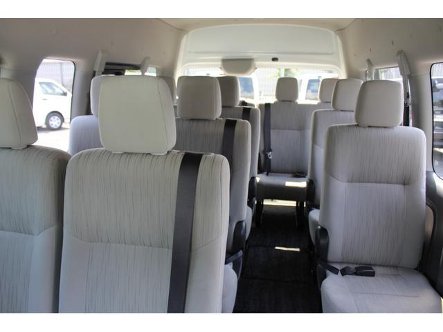 型式:CBF-DS4E26(2018年11月登録)/2ナンバー(普通乗合車)/1年車検/2WD/2500cc/ガソリン車/14人乗り★運転には、中型免許(8t限定解除)以上が必要です。