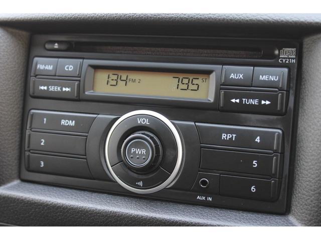 純正AMFMチューナー内蔵CDステレオが装備されています。★カーナビゲーションが必要なお客様は、Bパックをご検討ください。