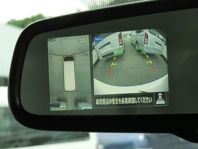 中温冷凍バン 最低設定-5℃ ディーゼルターボ 8ナンバー 冷蔵冷凍車登録 アラウンドビューモニター(6枚目)