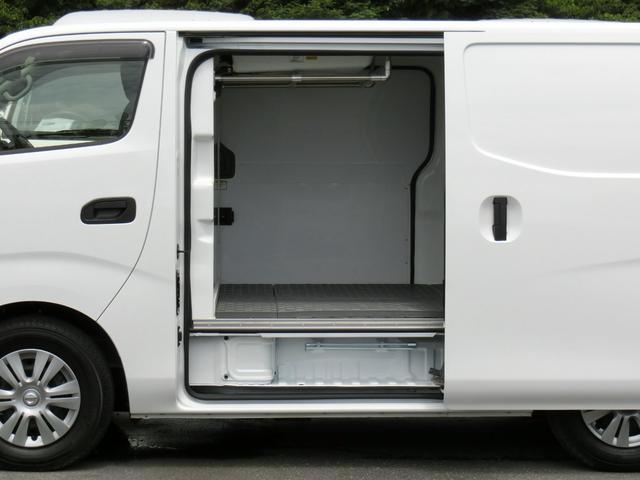 中温冷凍バン 最低設定-5℃ ディーゼルターボ 8ナンバー 冷蔵冷凍車登録 アラウンドビューモニター(34枚目)