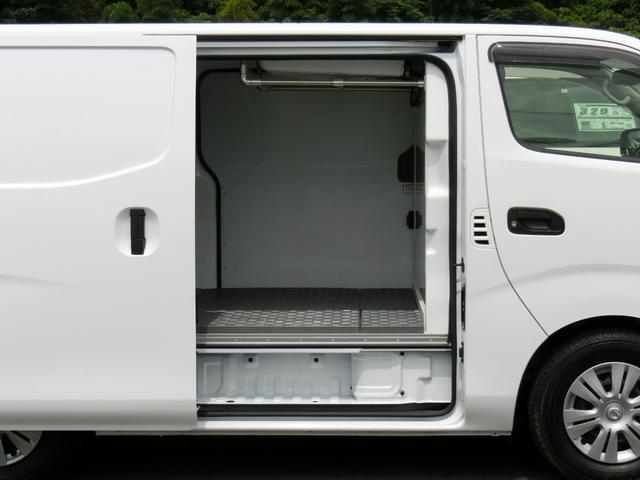 中温冷凍バン 最低設定-5℃ ディーゼルターボ 8ナンバー 冷蔵冷凍車登録 アラウンドビューモニター(35枚目)