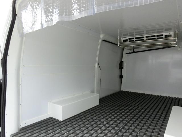中温冷凍バン 最低設定-5℃ ディーゼルターボ 8ナンバー 冷蔵冷凍車登録 アラウンドビューモニター(65枚目)