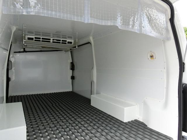 中温冷凍バン 最低設定-5℃ ディーゼルターボ 8ナンバー 冷蔵冷凍車登録 アラウンドビューモニター(66枚目)