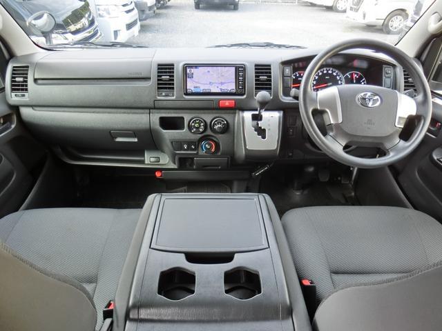 DX GLパッケージ 4WD ディーゼルターボ トヨタセーフティセンス Wエアコン 寒冷地仕様 9人乗り(5枚目)
