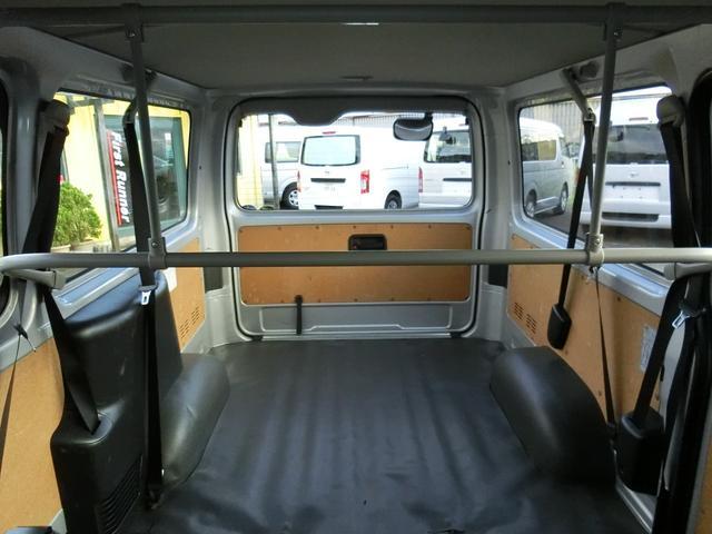 DX GLパッケージ 4WD ディーゼルターボ トヨタセーフティセンス Wエアコン 寒冷地仕様 9人乗り(16枚目)