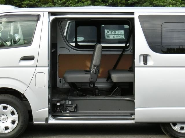 DX GLパッケージ 4WD ディーゼルターボ トヨタセーフティセンス Wエアコン 寒冷地仕様 9人乗り(20枚目)
