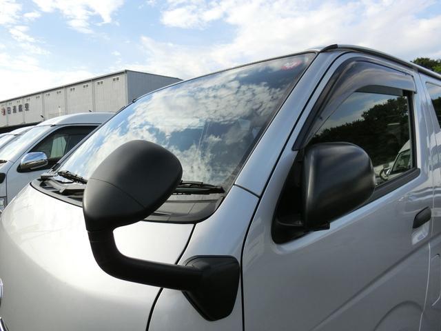 DX GLパッケージ 4WD ディーゼルターボ トヨタセーフティセンス Wエアコン 寒冷地仕様 9人乗り(23枚目)