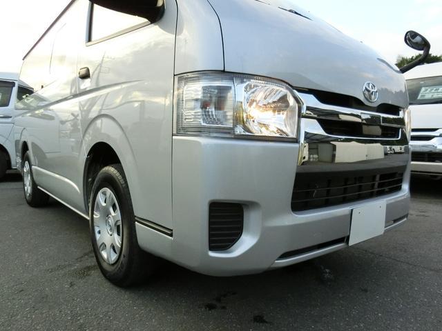 DX GLパッケージ 4WD ディーゼルターボ トヨタセーフティセンス Wエアコン 寒冷地仕様 9人乗り(25枚目)