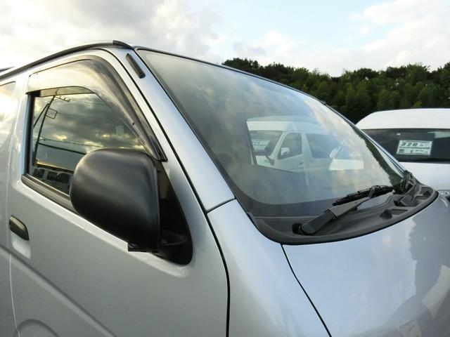 DX GLパッケージ 4WD ディーゼルターボ トヨタセーフティセンス Wエアコン 寒冷地仕様 9人乗り(27枚目)