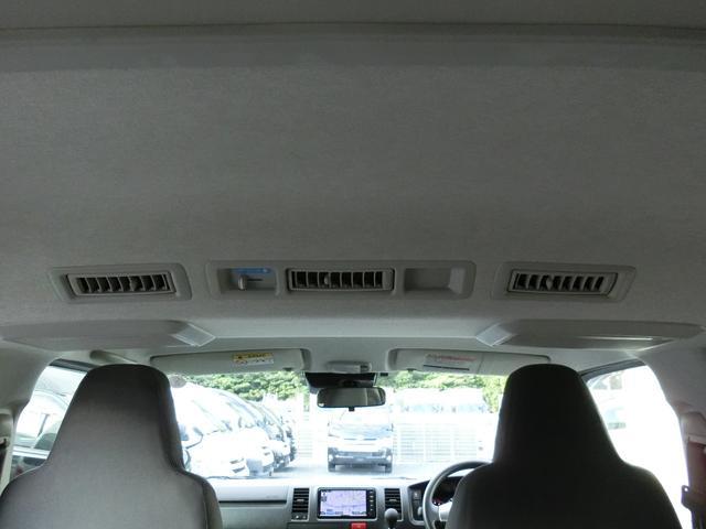 DX GLパッケージ 4WD ディーゼルターボ トヨタセーフティセンス Wエアコン 寒冷地仕様 9人乗り(61枚目)