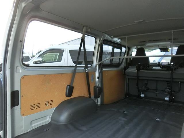 DX GLパッケージ 4WD ディーゼルターボ トヨタセーフティセンス Wエアコン 寒冷地仕様 9人乗り(65枚目)