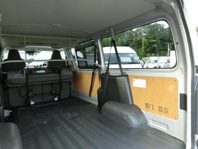 DX GLパッケージ 4WD ディーゼルターボ トヨタセーフティセンス Wエアコン 寒冷地仕様 9人乗り(66枚目)