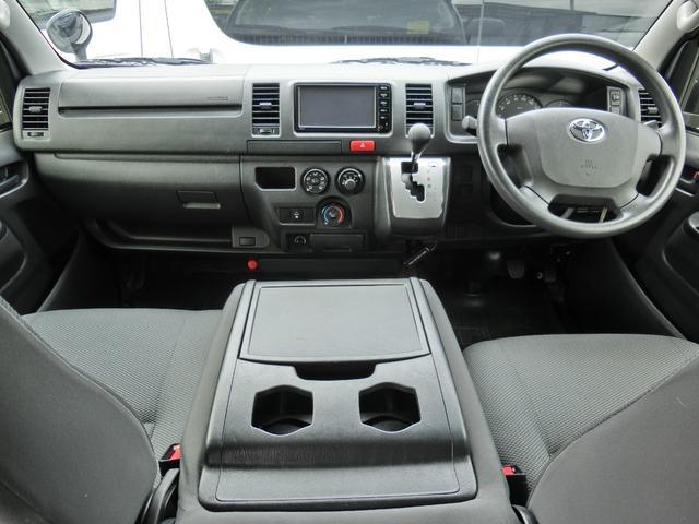 ロングDX GLパッケージ Wエアコン 3列シート 9人乗り 純正ナビ バックカメラ ETC 社外ドライブレコーダー(5枚目)