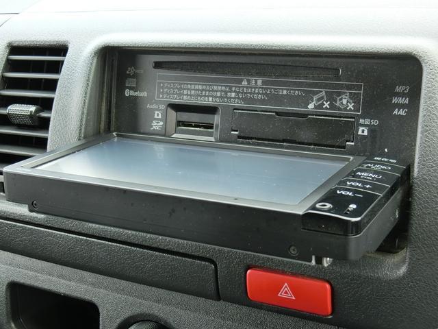 ロングDX GLパッケージ Wエアコン 3列シート 9人乗り 純正ナビ バックカメラ ETC 社外ドライブレコーダー(52枚目)