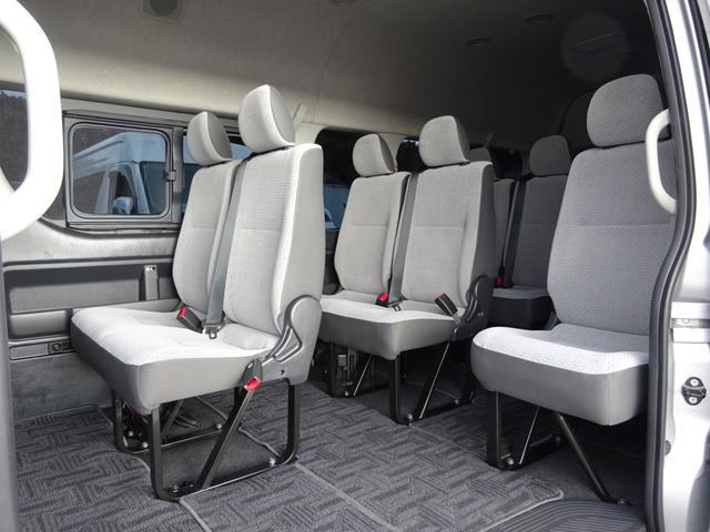 スーパーロングGL ディーゼルターボ トヨタセーフティセンス パワースライドドア 14人乗り(14枚目)