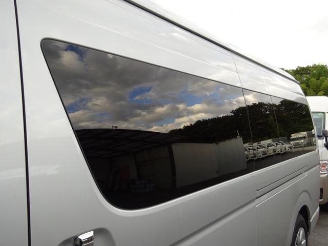 スーパーロングGL ディーゼルターボ トヨタセーフティセンス パワースライドドア 14人乗り(24枚目)