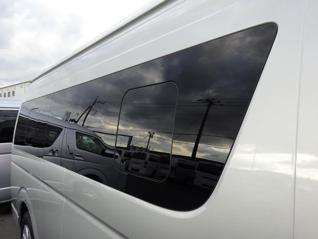 スーパーロングGL ディーゼルターボ トヨタセーフティセンス パワースライドドア 14人乗り(28枚目)