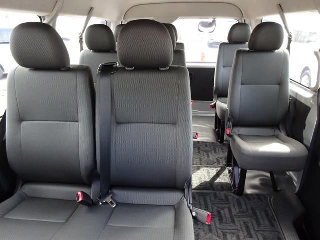 DX 4WD パワースライドドア 純正ナビ バックカメラ ETC 後席モニター 10人乗り(4枚目)