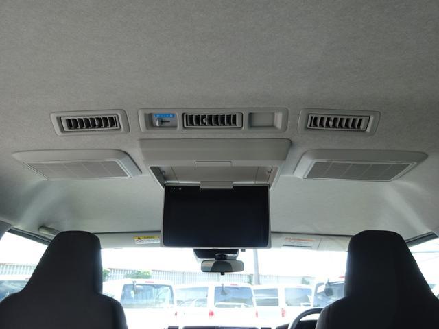 DX 4WD パワースライドドア 純正ナビ バックカメラ ETC 後席モニター 10人乗り(14枚目)