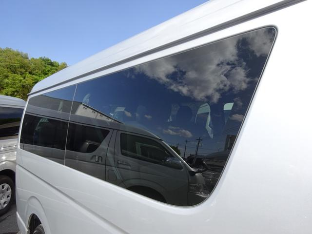 DX 4WD パワースライドドア 純正ナビ バックカメラ ETC 後席モニター 10人乗り(28枚目)
