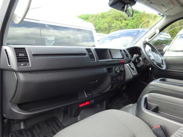 DX 4WD パワースライドドア 純正ナビ バックカメラ ETC 後席モニター 10人乗り(46枚目)