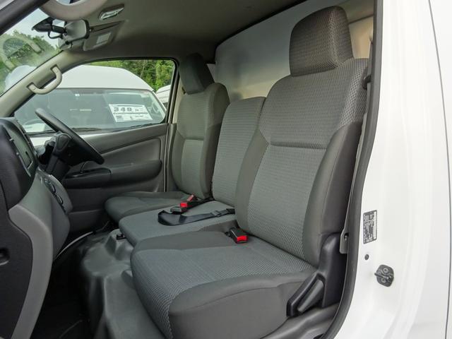 クールバン 最低設定温度5℃ 4WD ディーゼルターボ 寒冷地仕様 8ナンバー(冷蔵冷凍車)(10枚目)